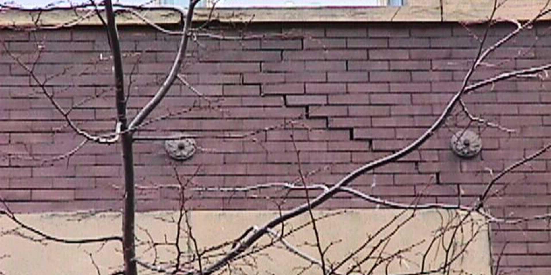 togliere crepe nei muri