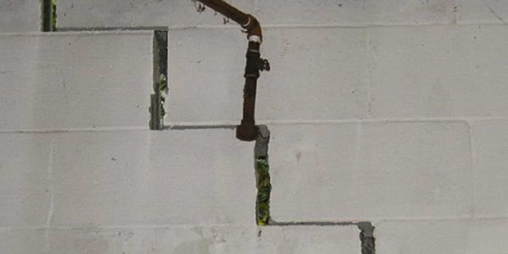 eliminare crepe nei muri